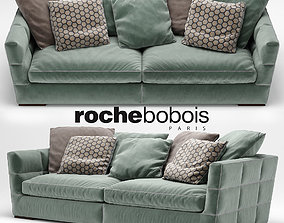 2 seater Avant sofa by Roche Bobois 3D model