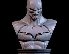 Fanart Batman - Bust 3D printable model