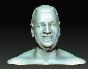 Juan Domingo Peron 3D model