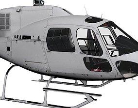 AS355 Ecureuil II 3D