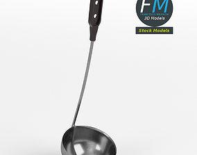 Ladle dipper scoop 3D