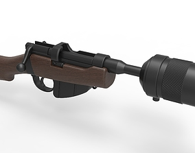 Jawa Ion Blaster from the movie Star 3D printable model 2