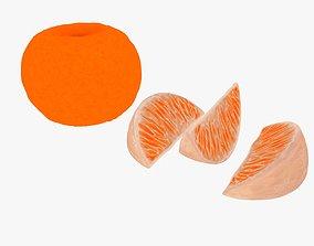 3D asset realtime Orange