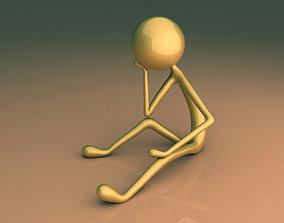 Toon 3D Model