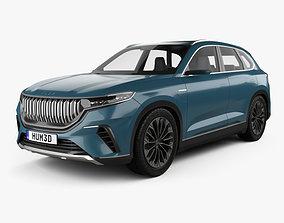TOGG SUV 2019 3D