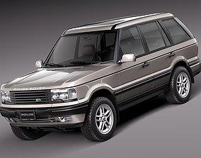 3D model Range Rover II 1994-2002 P38A
