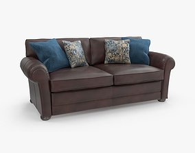 3D Wade Jefferson Large Scatter Sofa