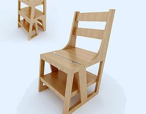 3D Chair Stair