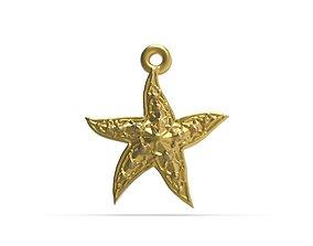 Wonderful starfish 3D print model