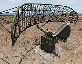 3D model realtime Radar