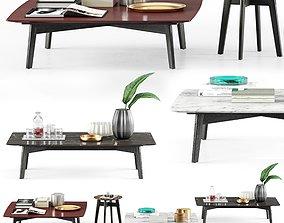 Poliform Bigger Coffee Tables 3D model