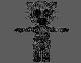 rigged Tom Model