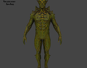 3D model game-ready monster other