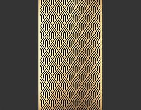 Decorative panel 232 3D model
