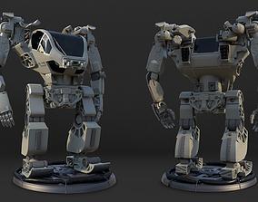 3D model Avatar AMP suit - Mecha Exoskeleton