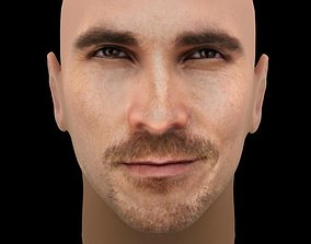 Christian Bale 3D
