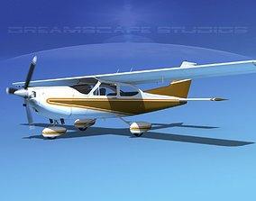 Cessna 177 FG Cardinal V05 3D