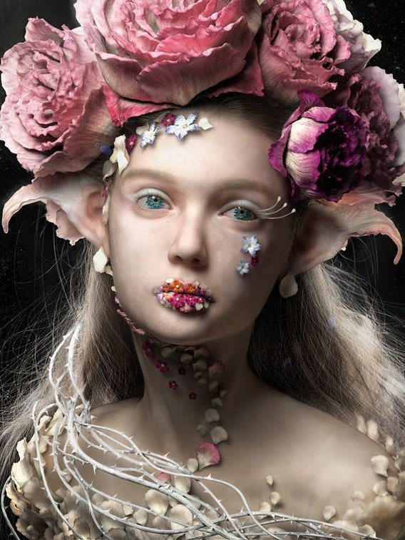 Flower Elf by Takuma Tokashiki