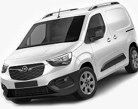 Opel Combo Cargo 2019 3D model
