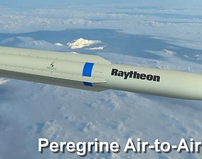 Peregrine Missile 3D model