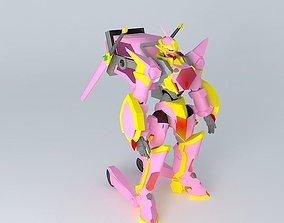 lancelot frontier 3D