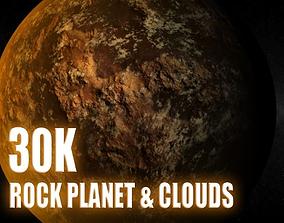 Rock Planet 30K 3D