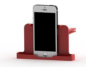 Car mount holder for cell phone 3D print model