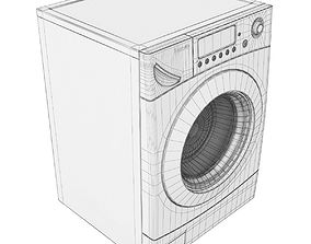 Baumatic - MEGA10WD Washer and Dryer 3D