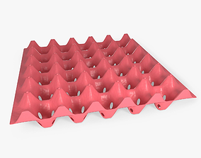 3D Stackable Egg Tray