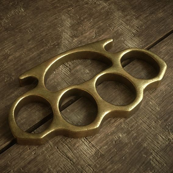 Brass Knuckles - Different colors