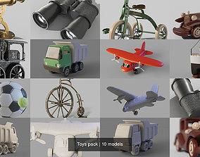 Toys pack 3D model