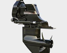 3D Outdrive Mercruiser bravo two