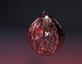 christma-ball 3D print model christmas ball
