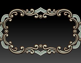 3D Decorative frame 6