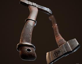 Survival Axe 3D