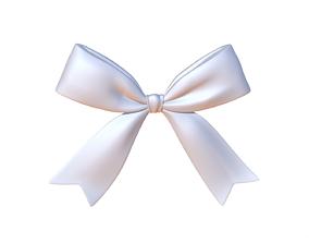 3D print model Bow ribbon knot 5