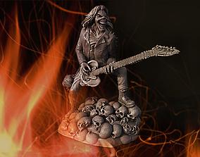 Eddie skull the form of a 3D printable model