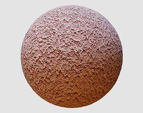 3D Stucco PBR Texture