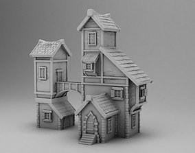 House for 3D printing