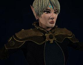 character 3D model Joel - Sci-Fi Hero