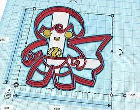 3D print model Mini Super Heros Superman Cookie Cutter