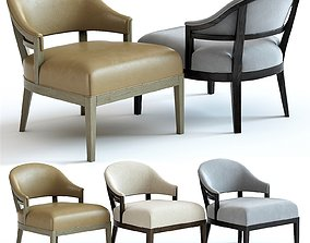 The Sofa and Chair Co - Ava Armchair 3D