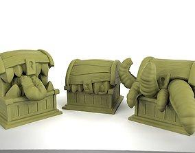 3D print model thunks mix