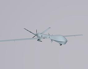 General Atomics MQ-9 Reaper 3D asset