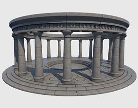 Ancient Altar 3D