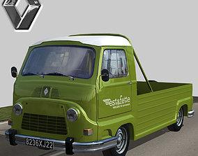 Renault Estafette pickup 3D model
