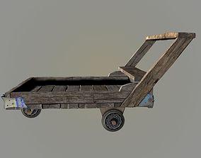 3D woodcart