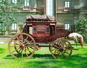 FARGO WAGON CART 3D model