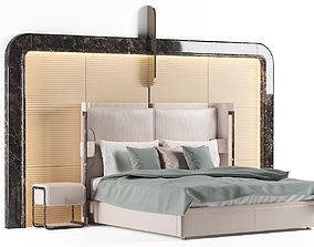 Turri Eclipse Bed 3D