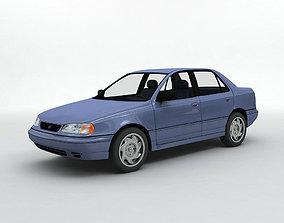 1994 Hyundai Elantra 4 Door Sedan 3D